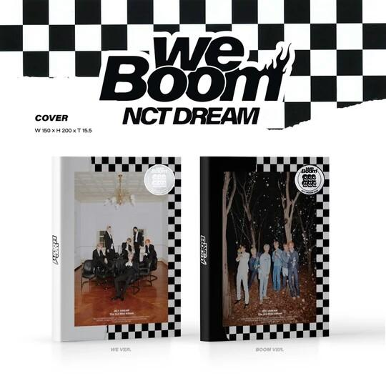 [PRE-ORDER:SEALED] NCT DREAM The 3rd Mini Album 'We Boom