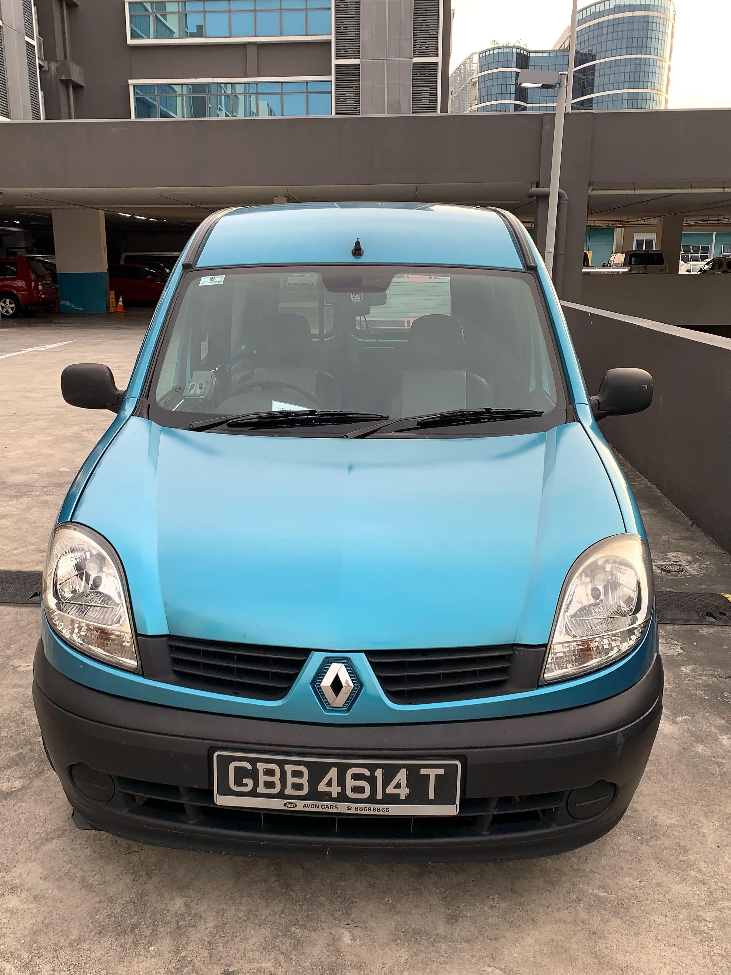 Renault Kangoo 1.5M