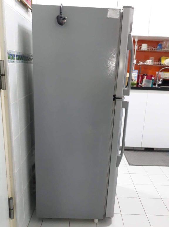 Samsung 2-door 3ticks fridge