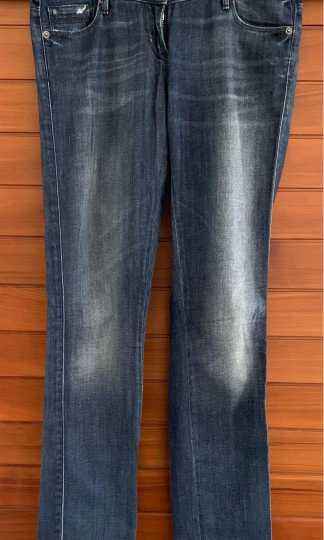 Sass & Bide Distressed Blue Jeans Size 29 Pre-loved