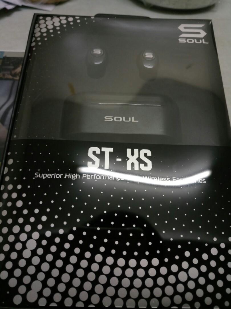 SOUL ST-XS BLUETOOTH EARPHONE