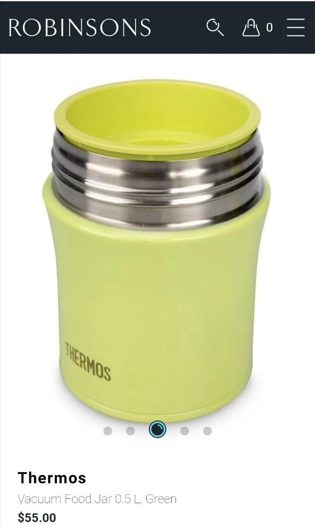 Thermos Food Jar 0 5L, Home Appliances, Kitchenware on Carousell