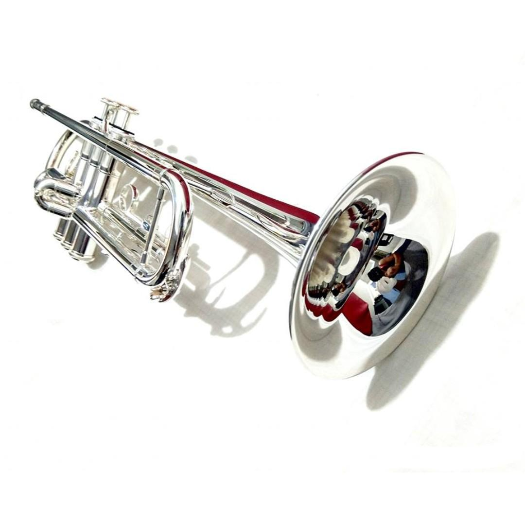 Thomann TR200S Silverplated Trumpet on Carousell