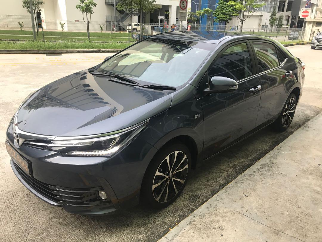 Toyota Corolla Altis Auto 1.6 Elegance