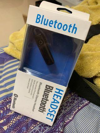 單耳藍芽耳機