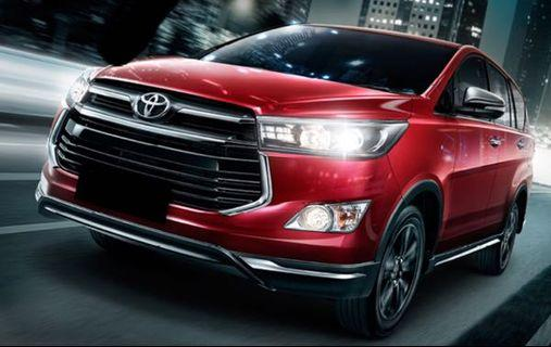2019 Toyota Innova 2.0X(A)-Great Promotion Rebate (NEW)