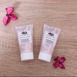 (買一送ㄧ)品木宣言original 天生麗質粉美肌面膜30ml