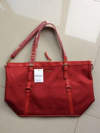 New!! MANGO TOUCH Tote Bag