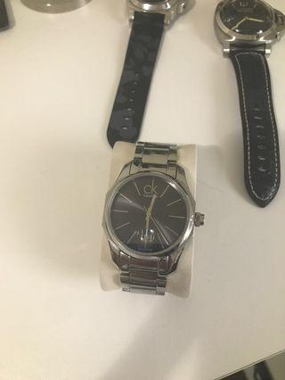 Calvin Klein 男士腕錶 簡約素雅 正裝適合