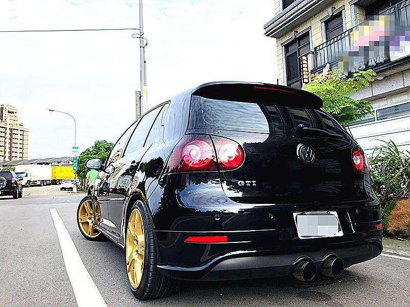 07年GTI、認證車、全車精品、黑內裝、氣氛好、免頭款、全額貸