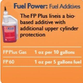 FP plus gasoline fuel injector cleaner (10ml)