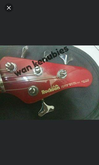 Rockoon Bass Guitar