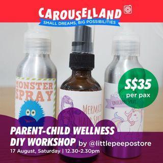 🚚 Parent-Child Bonding DIY Workshop