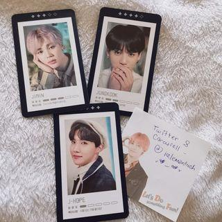 (READ DESCR!!)BTS 5th Muster Official Goods