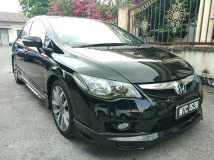 2009 HONDA CIVIC 2.0(A)