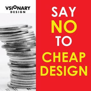 Sharing Session - Say NO to cheap design