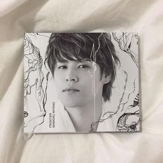 💿Miyano Mamoru Frontier Album | BLU-RAY CD + Photobook | Limited Edition | J-pop