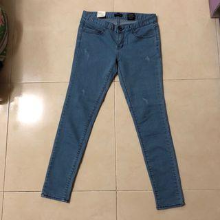 全新原價出售 正韓牛仔長褲 made in korea 韓國製造