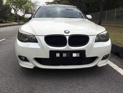 BMW E60 525i for  rent