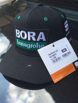 Bora Hansgrohe team merchandise snapback