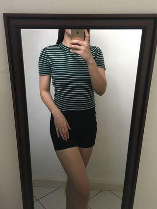 F21 ribbed top