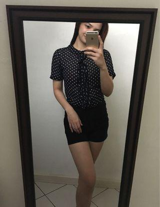 F21 see through top