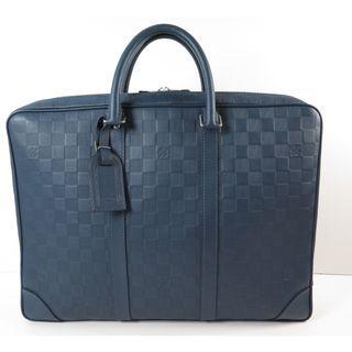 Louis Vuitton Damier Infini Porte Documents Voyage Bag N41291