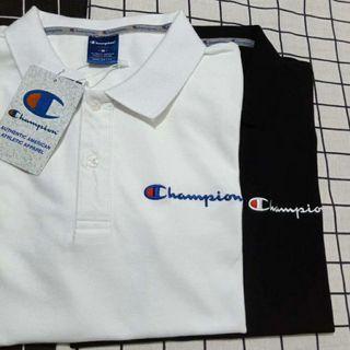 Champion Embroidered Polo Shirt