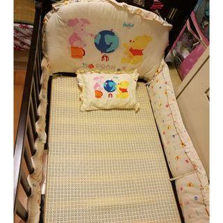 麗嬰房加大嬰兒床
