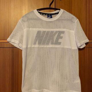 Nike透視短袖