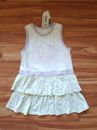DRESS TWINSBABY IMPORT