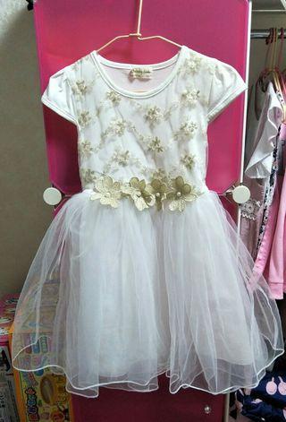 花童禮服 洋裝 紗裙 畢業典禮洋裝