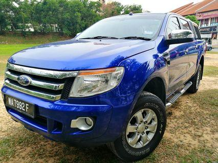 Ford ranger 2.2 AT XLT OTR without insurance
