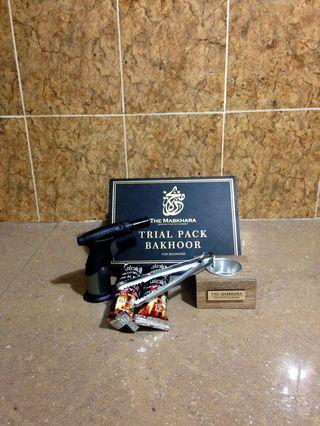 Bakhoor Starter Kit Trial Pack