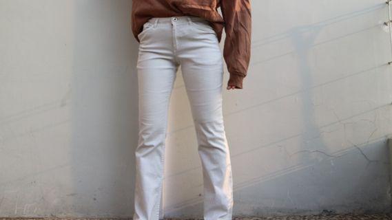White Pants thrift