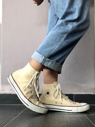 Converse All Star Chuck Taylor - Colour Beige