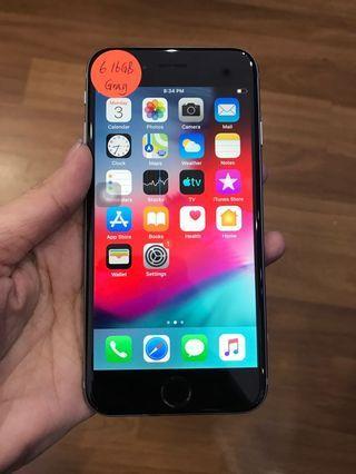 Apple IPhone 6 16GB GRAY