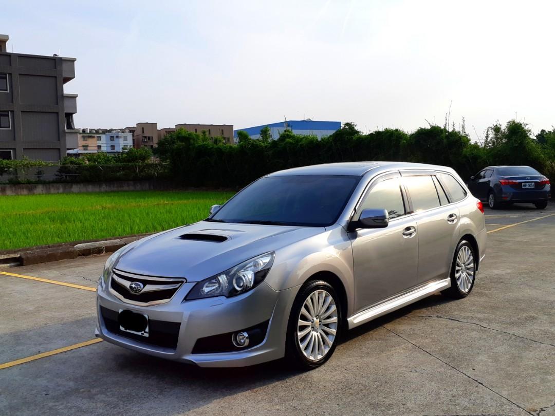 2010 Subaru Legacy 2.5 turbo