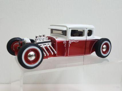 maisto 1929 ford model a 1/24 all stars