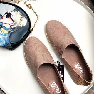 39)粉藕色懶人鞋