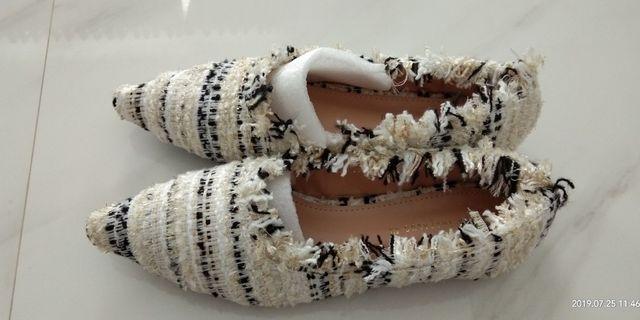Trafaluc shoes Zara lookalike