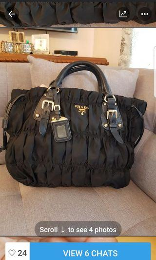 Prada authentic handbag