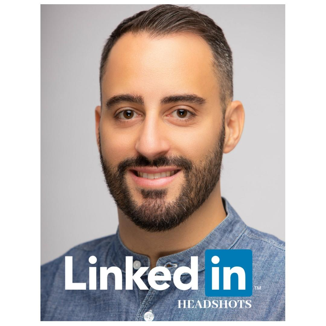 $50 Professional Linkedin Headshots / no appointment needed!!