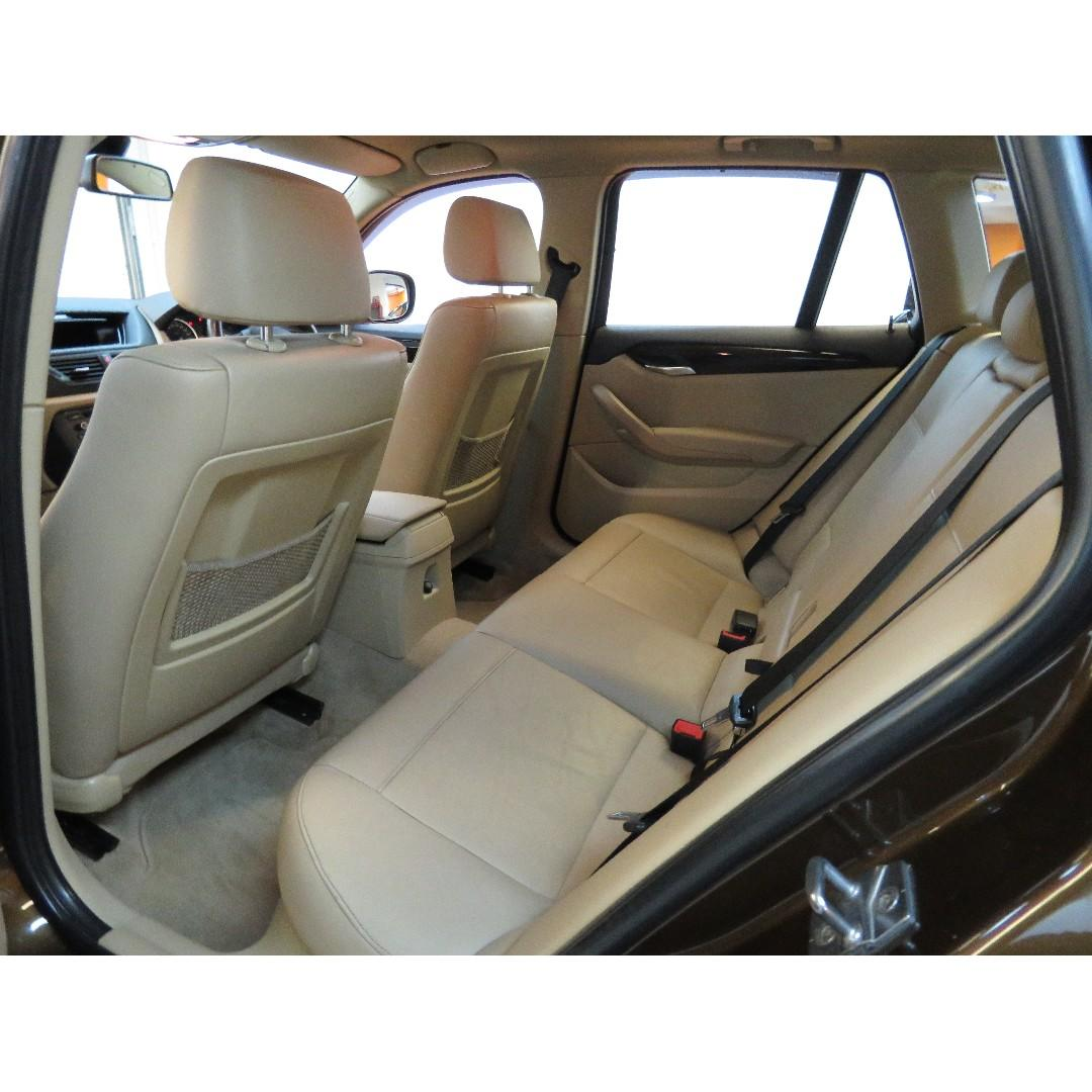 【客人寄賣】  2010 BMW X1 SDRIVE18iA