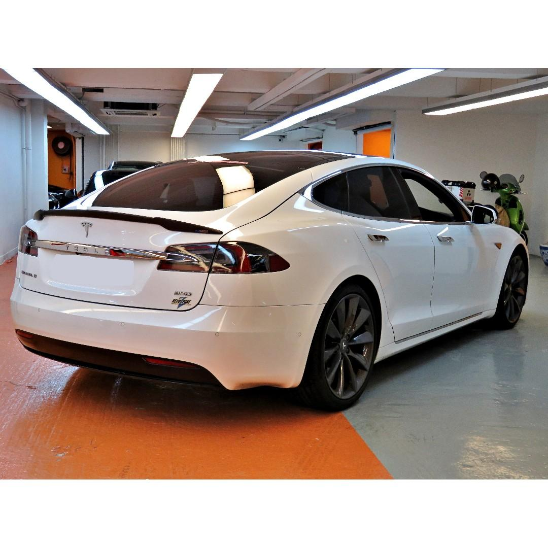 客人寄賣  2016 TESLA MODEL S 90D FACELIFT