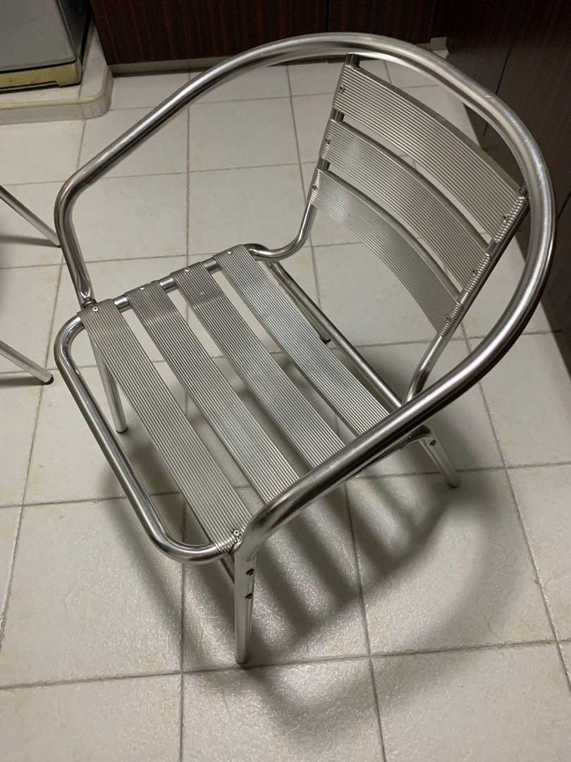 Aluminum Patio Chair Furniture Tables