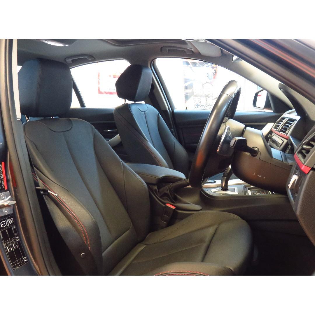 【客人寄賣】  2014 BMW 320D Sport F30