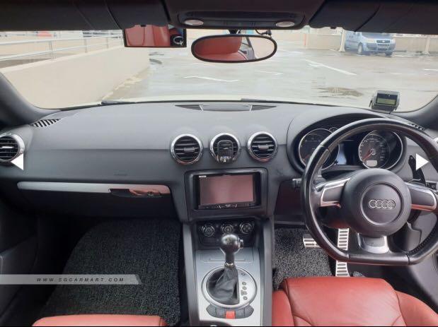 Audi TT Coupe 2.0A TFSI S-tronic