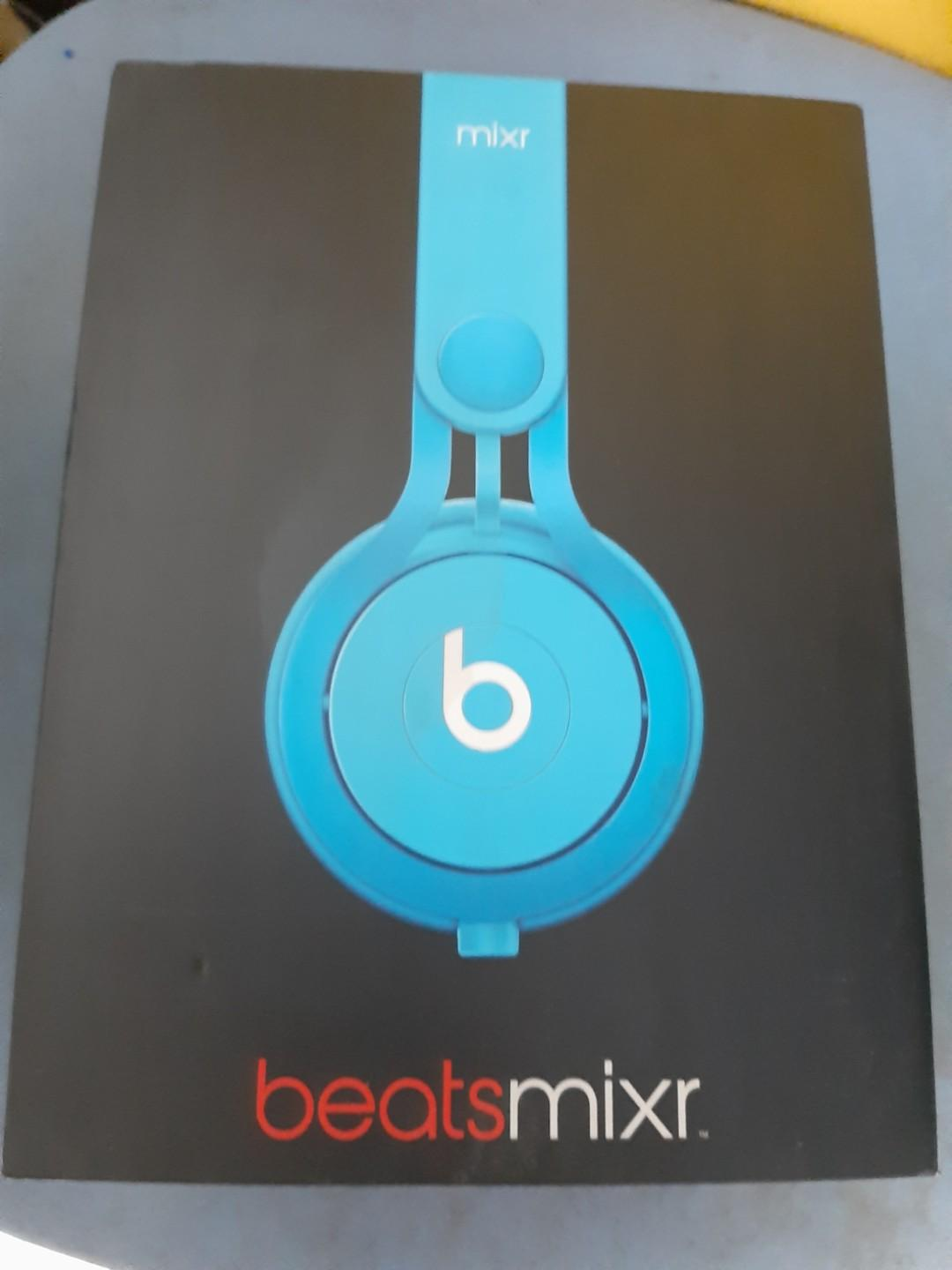 Authentic Beats Mixr(Limited Edition Sky blue), Electronics