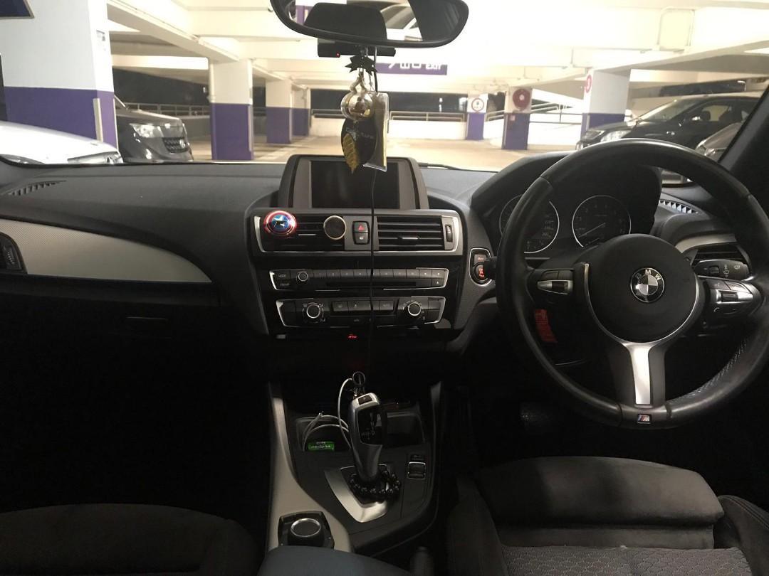 BMW 120I M SPORT 2015